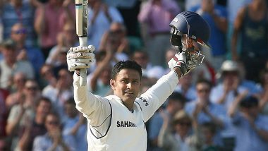 This Day That Year: ICC Revisits Anil Kumble's Unbeaten Knock of 110 Runs Durring IND vs ENG 3rd Test, 2007