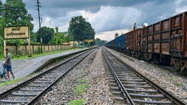 First Goods Train Through Revived Haldibari-Chilahati Rail Link Leaves for Bangladesh