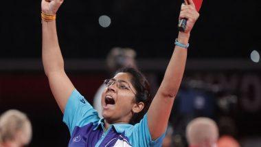 Bhavina Patel Wins Silver Medal: Virender Sehwag, VVS Laxman, Abhinav Bindra & Others React to Indian Paddler's Historic Performance at Tokyo Paralympics 2020