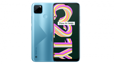 Realme C21Y Affordable Smartphone To Go on Sale Tomorrow; Prices, Features & Specifications