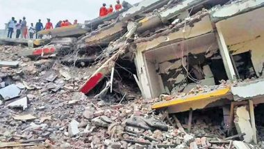 Punjab: A Least 10 Injured As Building Collapses in Ludhiana