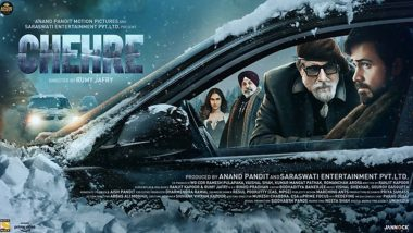 Chehre Review: Amitabh Bachchan, Emraan Hashmi's Film Fails To Impress the Critics; Tag It as a 'Good Idea Wasted'