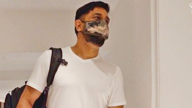 MS Dhoni Reaches Chennai For IPL 2021, CSK Shares Picture