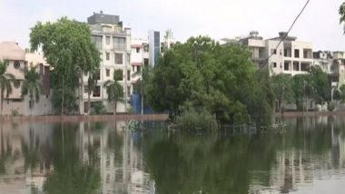 India News | Overflowing Delhi's Naini Lake Triggers Alarm as Snakes Enter Homes, Residents Hope for Relief