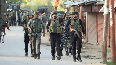 Jammu and Kashmir: Pakistani LeT Terrorist Babar Ali Who Escaped July Shokbaba Encounter Killed in Gunfight