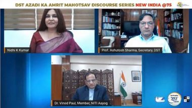 'India Is Well on Path Towards WHO Recommended Doctor to Population Ratio', Says NITI Aayog Member Dr Vinod Paul