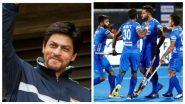 Shah Rukh Khan Lauds Indian Hockey Men's Team After Their Bronze Medal Win At Tokyo Olympics 2020, Captain Manpreet Singh Responds
