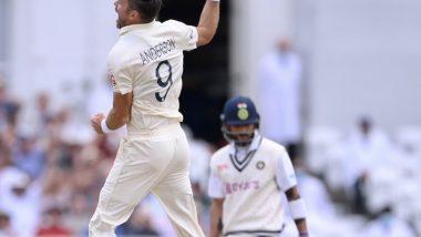 IND vs ENG 1st Test 2021 Day 2 Stat Highlights: KL Rahul Shines With the Bat As Virat Kohli, Cheteshwar Pujara & Ajinkya Rahane Falter