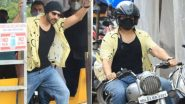 Kartik Aaryan Spotted Leaving For The First Day Shoot Of Freddy (View Pics)