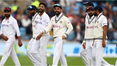 IPL 2021: Indian Cricketers Off to Dubai From Manchester After Second Successive Negative RT-PCR Reports