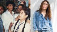 Shah Rukh Khan's Throwback Picture As A Teenager Makes Mahira Khan Say 'Ufff Zaalim'