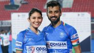 Manpreet Singh Thanks His Wife Illi Najwa Saddique For Being His Biggest Cheerleader, Critic & Motivator After Bronze Medal Win at Tokyo Olympics 2020