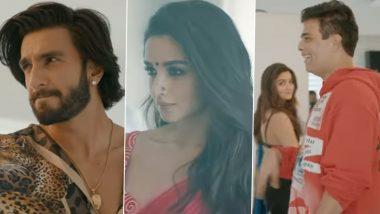 Rocky Aur Rani Ki Prem Kahani: Karan Johar Starts Shooting for His Next Venture With Ranveer Singh, Alia Bhatt (Watch Video)