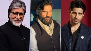 Independence Day 2021: Amitabh Bachchan, Suniel Shetty, Sidharth Malhotra and Other Celebs Remember the Bravehearts With Heartfelt Messages
