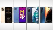 Amazon Great Freedom Festival Sale 2021: Offers on Apple iPhone 12 Pro, iQOO 7, Mi 11X 5G & Other Smartphones