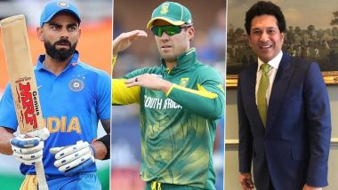 Happy Friendship Day 2021: From Virat Kohli to Sachin Tendulkar, Here's How Cricketers Reacted on This Day (Check Posts)