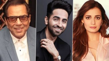 Friendship Day 2021: From Dharmendra, Ayushmann Khurrana to Dia Mirza, Here's How Bollywood Stars Celebrated the Occasion