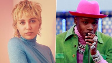 Miley Cyrus Reaches Out to Rapper DaBaby Amid Homophobic Remarks Controversy