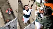 Madhya Pradesh Floods: MP Home Minister Got Stuck In Flood-Hit Datia District, Airlifted By IAF Helicopter