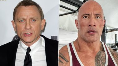 Daniel Craig Beats Dwayne Johnson To Become the Highest-Paid Movie Star in 2021
