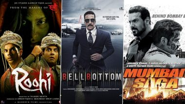 Roohi, Bell Bottom, Mumbai Saga - 5 Best Opening Weekend Collections Of Hindi Theatrical Releases During Pandemic