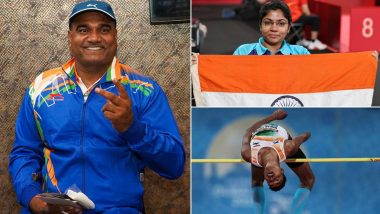 Team India at Tokyo Paralympics 2020 Recap of August 29: Check Out India's Medal Tally and All Event Results