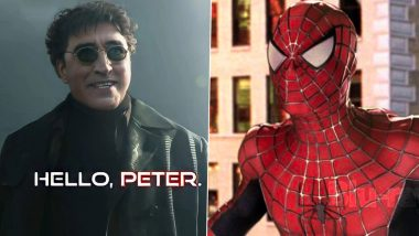 Spider-Man No Way Home Trailer: Did Alfred Molina's Doc Ock Say 'Hello Peter' to Tobey Maguire's Spider-Man and Not Tom Holland? Fans Feel So!