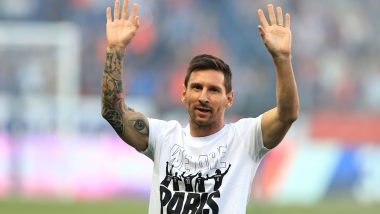 Lionel Messi Expected To Make PSG Debut Next Week In Ligue 1 2021-22 Encounter Against Reims