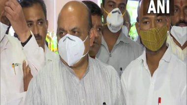 India News   Basavaraj Bommai to Meet JP Nadda for K'taka Cabinet Expansion