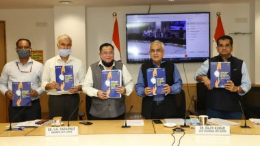 NITI Aayog and RMI Release Report on India's Power Distribution Sector