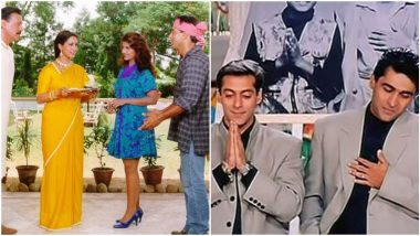 Raksha Bandhan 2021: 7 Times When Salman Khan Was The Perfect 'Bhai' Onscreen (Watch Videos)