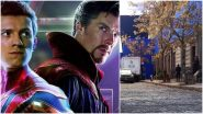 Spider-Man No Way Home: New Set Leak Gives Us First Look at Benedict Cumberbatch's Doctor Strange!