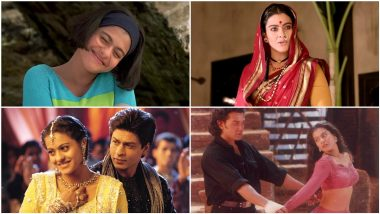 Kajol Birthday Special: From Dilwale Dulhania Le Jayenge to Tanhaji, 7 Best Films of the Actress Ranked As per IMDB (LatestLY Exclusive)