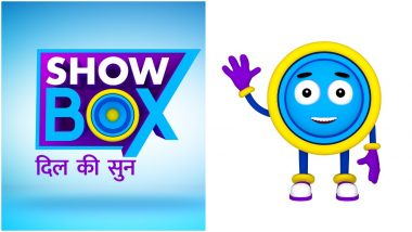 ShowBox, IN10 Media Network, Revamps Brand Identity To Connect With Energetic Young India; Unveils New Logo (Watch Video)