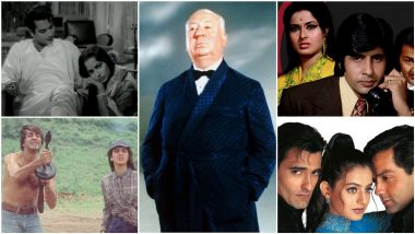 Alfred Hitchcock Birth Anniversary: From Amitabh Bachchan's Benaam to Bobby Deol's Humraaz, 11 Hindi Movies That Were Remakes of Master of Suspense's Works (LatestLY Exclusive)