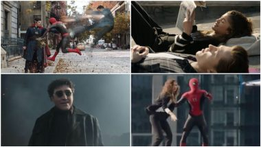 Spider-Man - No Way Home Trailer: Tom Holland's Peter Parker and Benedict Cumberbatch's Doctor Strange Bring The Maddening Multiverse to MCU (Watch Video)