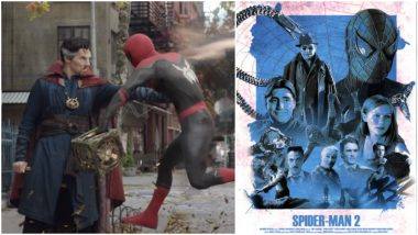Before Spider-Man: No Way Home, How Sam Raimi's Spider-Man 2 Connected Peter Parker, Doc Ock and Doctor Strange (Watch Video)