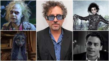 Tim Burton Birthday Special: From Batman to Betelgeuse, 5 Best Characters From His Movies