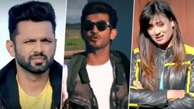 'Apologize to Rahul Vaidya' Trends on Twitter After Khatron Ke Khiladi 11 Promo Mocks the Singer and Shweta Tiwari