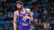 Ravi Kumar Dahiya Assures India of Another Medal at Tokyo Olympics 2020 After Defeating Nurislam Sanayev; Kiren Rijiju & Others Hail Freestyle Wrestler