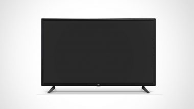 Mi LED Smart TV 4C 32-inch With Quick Wake Feature Launched in India; Check Price & Other Details Here