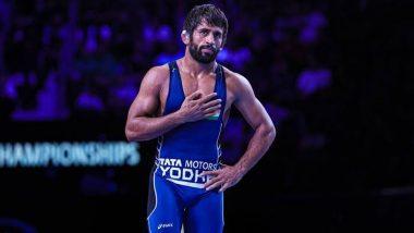 Bajrang Punia Wins Bronze Medal in Men's Freestyle 65kg Wrestling at Tokyo Olympics 2020