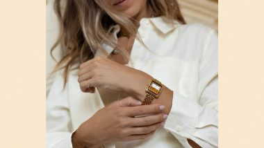Female-Owned Watch Brand VANNA Unveils Collaboration With Alana Hadid
