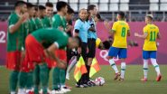 Brazil Beat Mexico On Penalties To Reach Tokyo Olympics 2020 Final In Men's Football