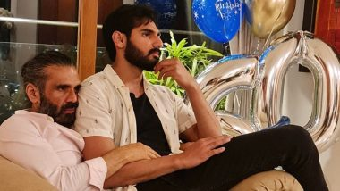 As Tadap Teaser Unveiled, Suniel Shetty Roots for His Son Ahan Shetty's Debut