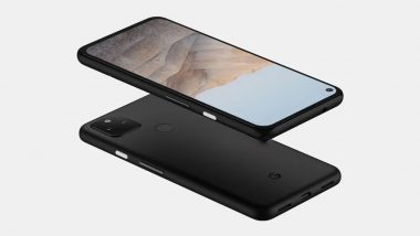 Google Pixel 5a Price, Launch Date & Specifications Reportedly Tipped Online