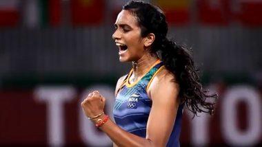 PV Sindhu Wins Bronze Medal at Tokyo Olympics 2020: Kiren Rijiju, Anurag Thakur, Capt Amarinder Singh And Other Politicians Applaud The Indian Shuttler