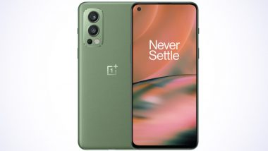 OnePlus Nord 2 Go Green Woods Colour Variant To Go on Sale Tomorrow in India