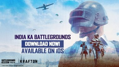 Krafton's Battlegrounds Mobile India iOS Version Now Available for Download on Apple App Store