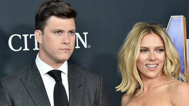 Colin Jost Confirms Wife Scarlett Johansson's Pregnancy Rumours, Says 'We're Having a Baby and It's Exciting'